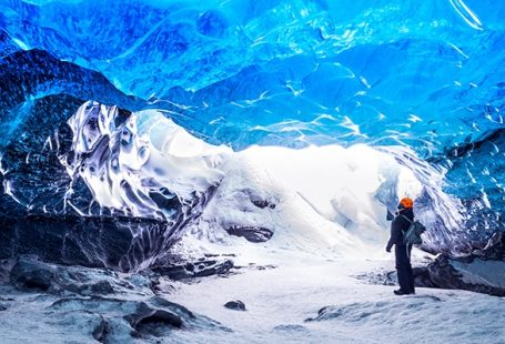 traveler-in-ice-cave-PT98G9X